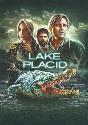 Lake Placid (1999) (Cover A, Limited Edition, Mediabook, Uncut, 2 Blu-rays)