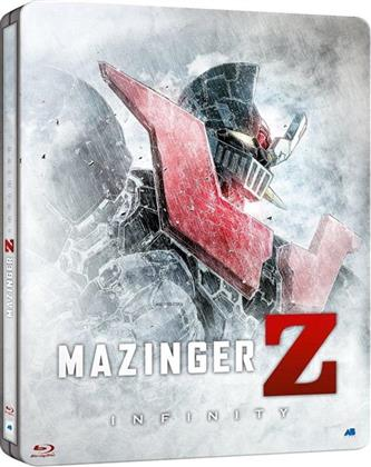 Mazinger Z - Infinity (2017) (Limited Edition, Steelbook)