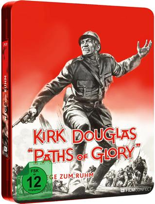 Paths of Glory - Wege zum Ruhm (1957) (FuturePak, Filmconfect, s/w, Limited Edition)