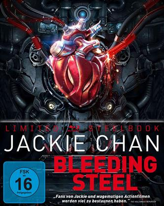 Bleeding Steel (2017) (Limited Edition, Steelbook)