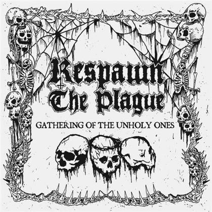 "Respawn The Plague - Gathering Of The Unholy Ones (Limited Edition, Green Vinyl, 7"" Single)"