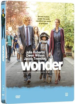 Wonder (2017) (Limited Edition, Steelbook)