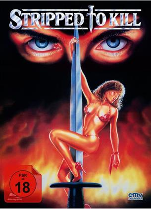 Stripped to Kill (1987) (Limited Edition, Mediabook, Blu-ray + DVD)
