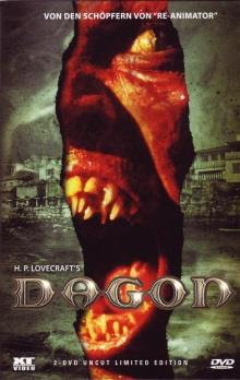 Dagon (2001) (Grosse Hartbox, Limited Edition, Uncut, 2 DVDs)