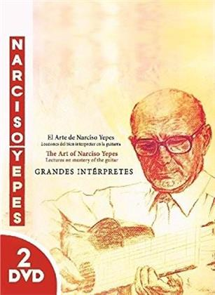 Narciso Yepes - Grandes Interpretes (2 DVDs)