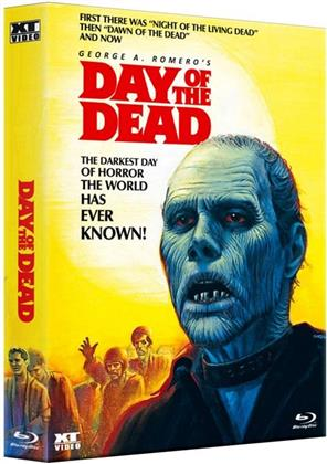 Day of the Dead (1985) (HD-Kultbox, Cover B, Edizione Limitata, Uncut)