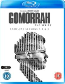 Gomorrah - Seasons 1-3 (11 Blu-rays)