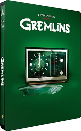 Gremlins (1984) (Iconic Moments Collection, Limited Edition, Steelbook)