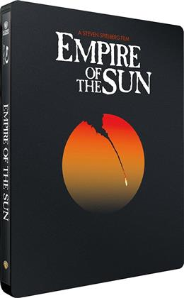 Empire du soleil (1987) (Iconic Moments Collection, Limited Edition, Steelbook)