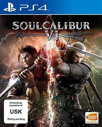 Soul Calibur VI (German Edition)
