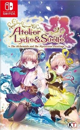 Atelier Lydie & Suelle - The Alchemists and the Mysterious Paintings [NSW]