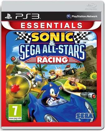 Sonic & Sega All-Stars Racing - Essentials