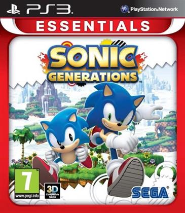 Sonic Generations Essentials