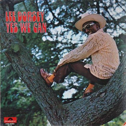 Lee Dorsey - Yes We Can (Limited Edition, Green Vinyl, LP)