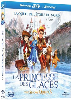 La Princesse des Glaces - The Snow Queen 3 (2016)