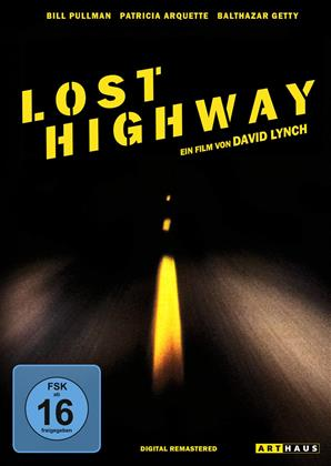 Lost Highway (1997) (Remastered)