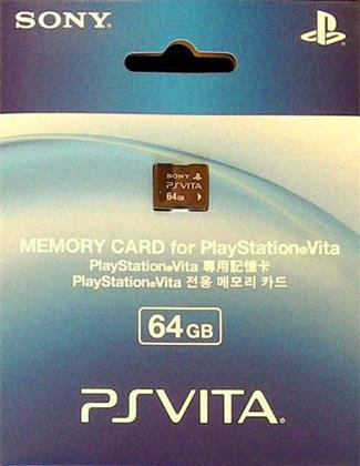 PSVZ Memory Stick 64GB Sony