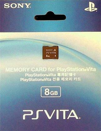 PSVZ Memory Stick 8GB Sony