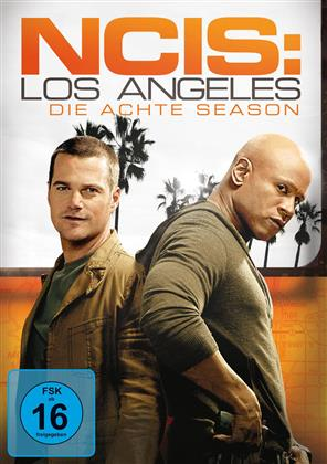NCIS - Los Angeles - Staffel 8 (6 DVDs)