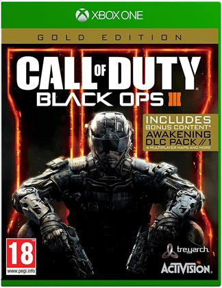 Call of Duty - Black Ops III (Gold-Edition)
