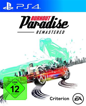 Burnout Paradise Remastered (German Edition)