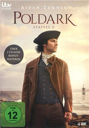 Poldark - Staffel 2 (4 DVDs)