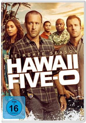 Hawaii Five-O - Staffel 8 (2010)