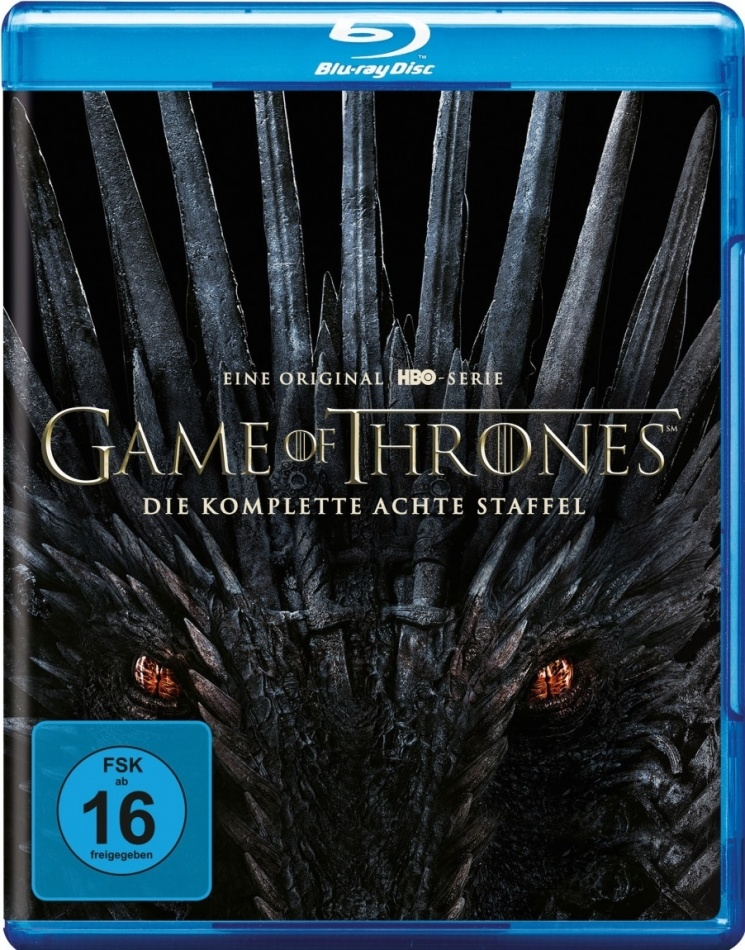 Game Of Thrones Staffel 8 Blu Ray