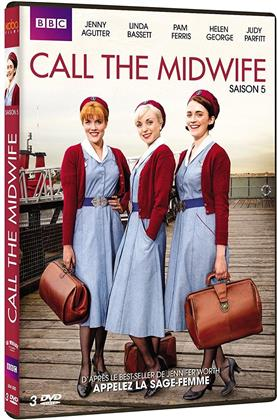 Call the Midwife - Saison 5 (BBC, 3 DVDs)