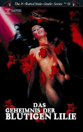 Das Geheimnis der blutigen Lilie (1972) (Grosse Hartbox, The X-Rated Italo-Giallo-Series, Limited Edition, Uncut)