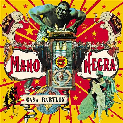 Mano Negra - Casa Babylon (LP + CD)