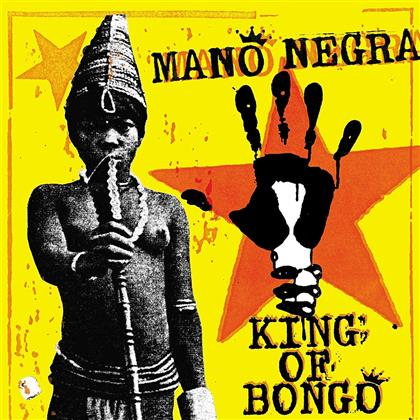Mano Negra - King Of Bongo (LP + CD)