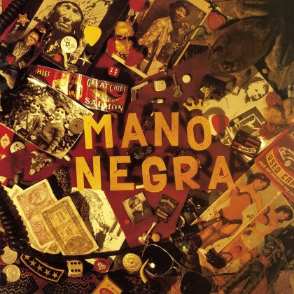 Mano Negra - Patchanka (LP + CD)