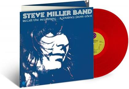 Steve Miller - Recall The Beginning A Journey From Eden (2019 Reissue, Limited Edition, Remastered, Red Vinyl, LP)