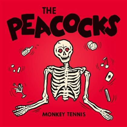 "Peacocks - Monkey Tennis (Limited Edition, 12"" Maxi)"