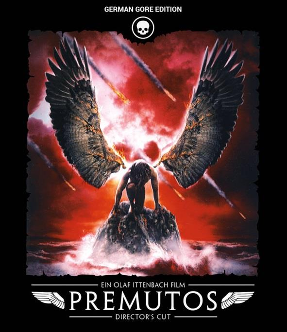 Premutos (1997) (German Gore Edition, Director's Cut, Limited Edition, Blu-ray + DVD)