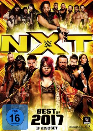 WWE: Best of NXT 2017 (3 DVDs)