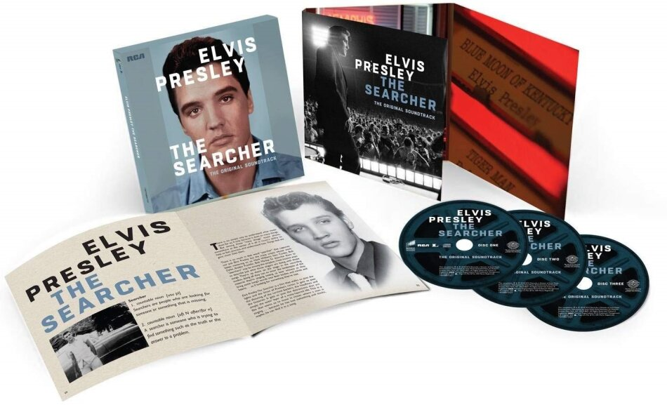 Elvis Presley - Searcher - OST (Limited Edition)
