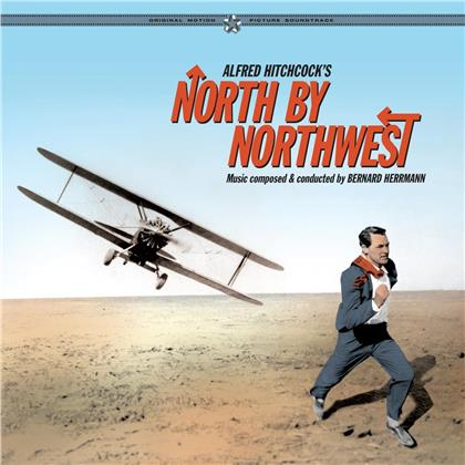 Bernard Hermann - La Mort Aux Trousses / North By Northwest - OST (LP)