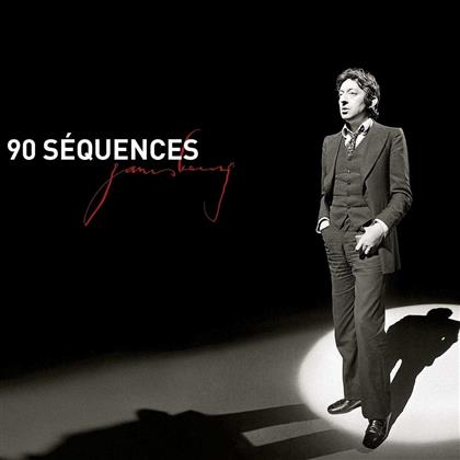 Serge Gainsbourg - 90 Sequences (4 CDs + DVD)