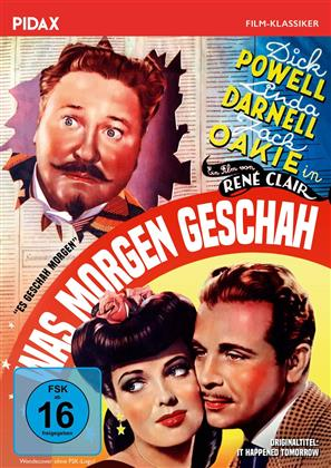 Was morgen geschah (1944) (Pidax Film-Klassiker, s/w)