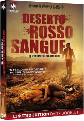Deserto rosso sangue - It Stains the Sands Red (2016) (Edizione Limitata)