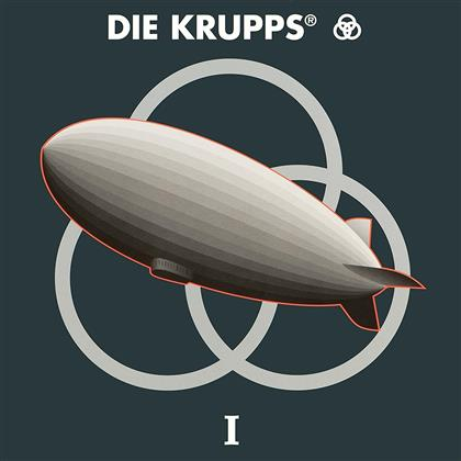 Die Krupps - I (2018 Reissue, Limited Edition, Blue Vinyl, 2 LPs)