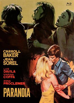 Paranoia (1970) (Cover A, Eurocult Collection, Limited Edition, Mediabook, Blu-ray + DVD)