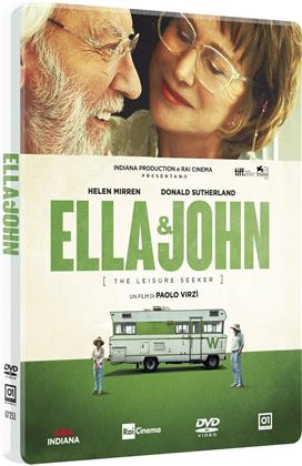 Ella & John - The Leisure Seeker (2017) (Limited Edition, Steelbook)