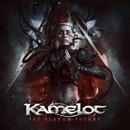 Kamelot - Shadow Theory (White Vinyl, 2 LPs)