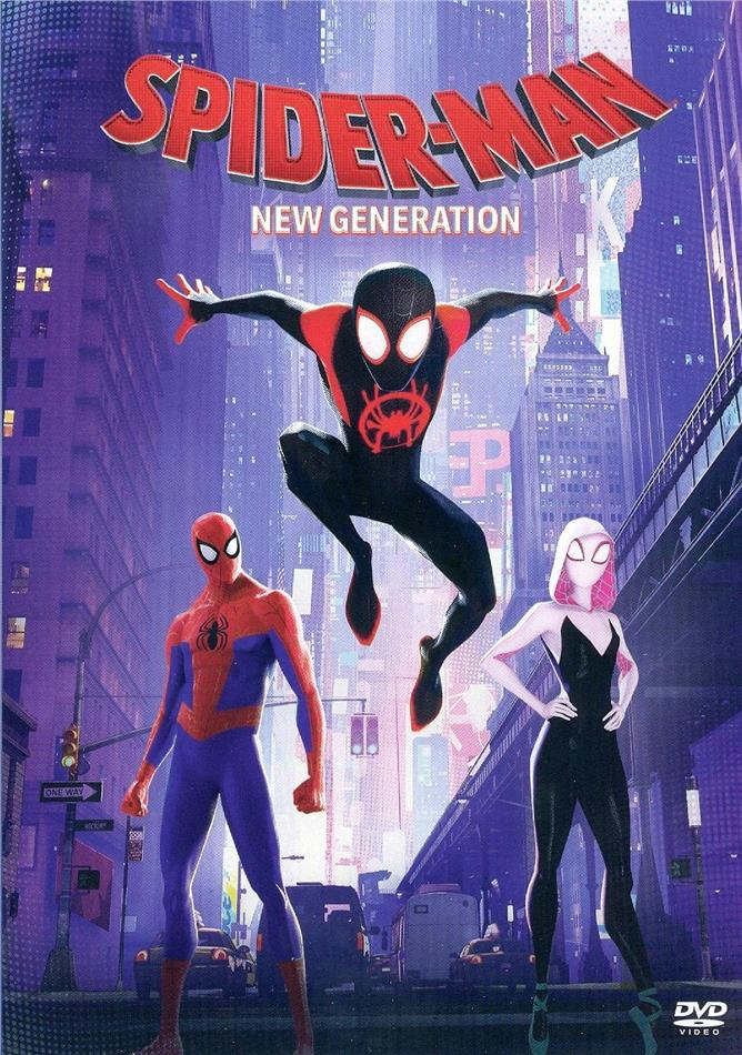 Spider-Man - New Generation (2018)