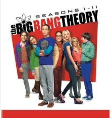 The Big Bang Theory - Seasons 1-11