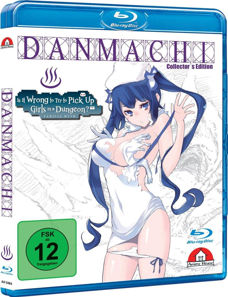 DanMachi: Is It Wrong to Try to Pick Up Girls in a Dungeon? - OVA (2016) (Limited Edition)