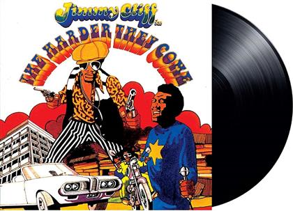 Jimmy Cliff - The Harder They Come - OST (LP)